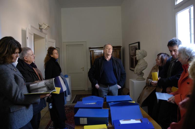 Galleria Nuova Icona, in una casa privata alla Giudecca