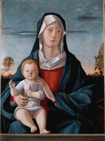 Carpaccio Madonna