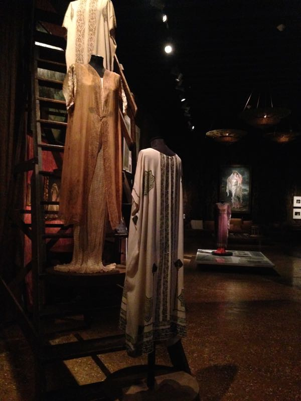 Fortuny tunics